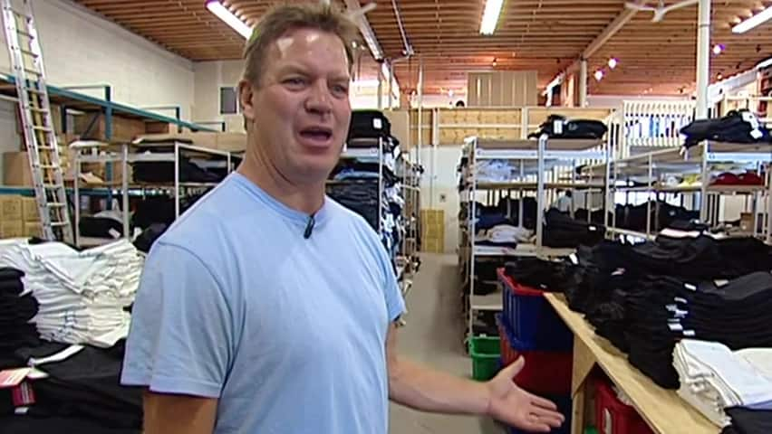 1005ccee338df B.C. billionaire Chip Wilson uses his backside to sell  unauthorized story   of Lululemon