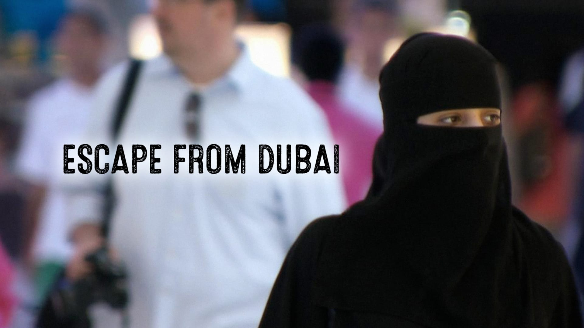 Escape from Dubai: The Mystery of the Runaway Princess
