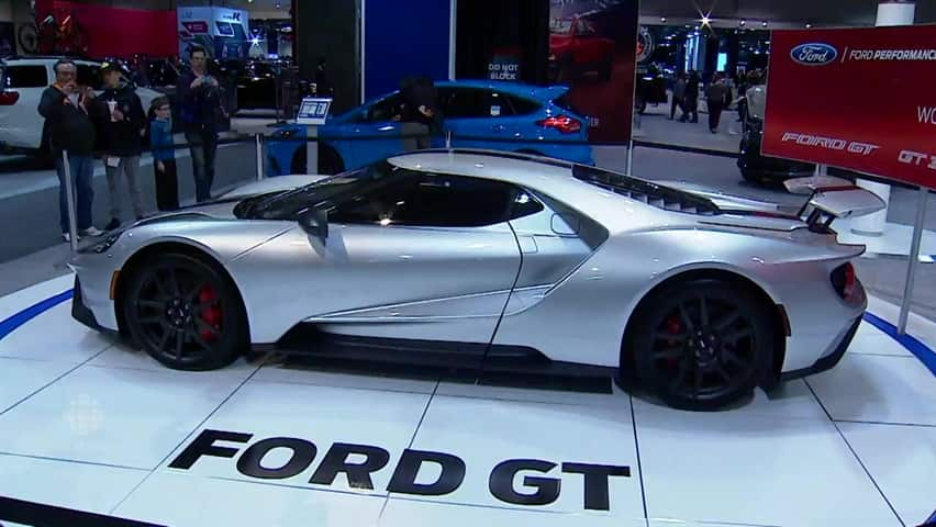 Ford Gt 2017 Price >> With A 600k Price Tag This Ford Supercar Is More Than A Commuter