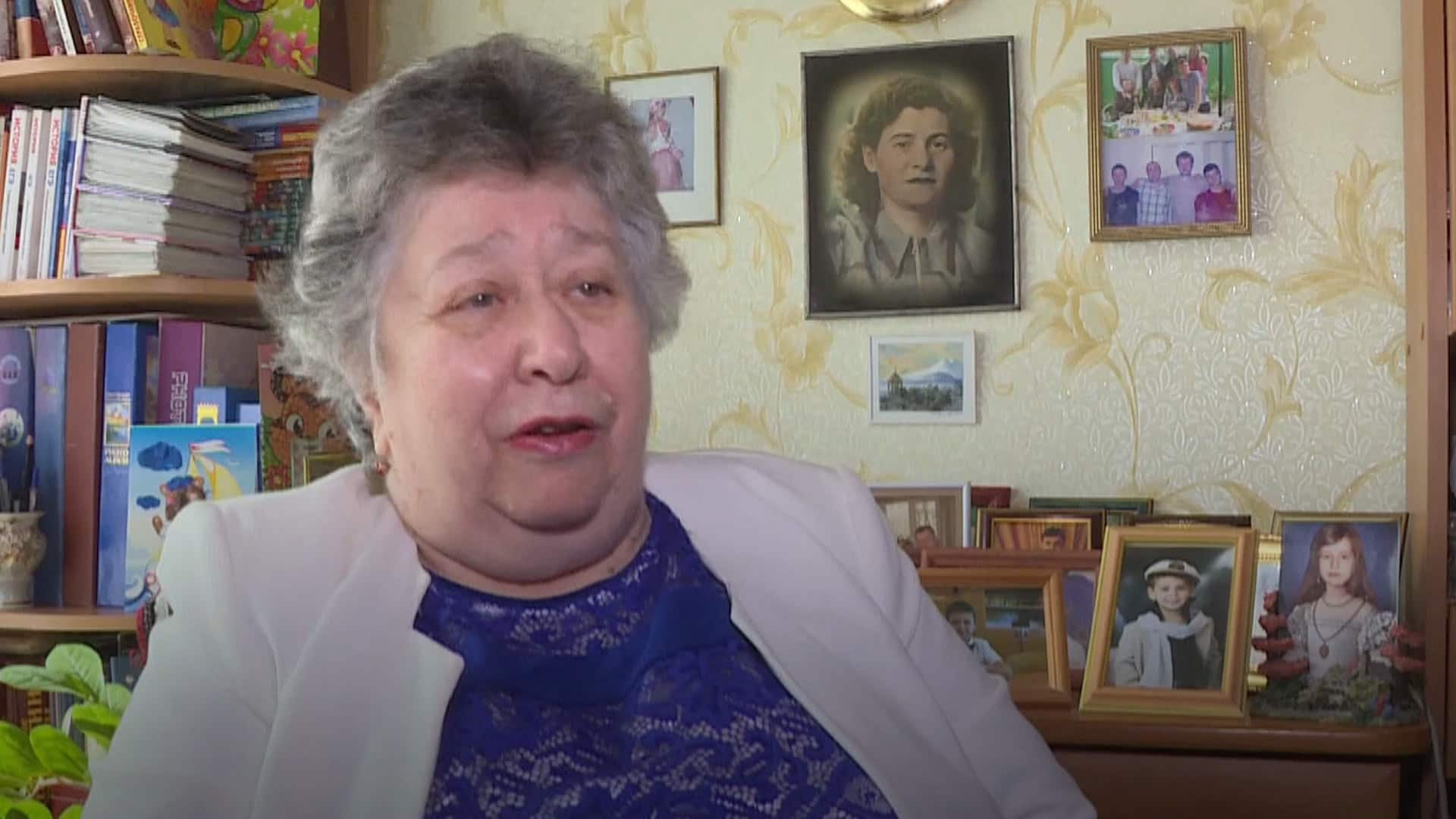 Jews in Russian city scarred by WWII massacre watch Canada's decision on Nazi interpreter