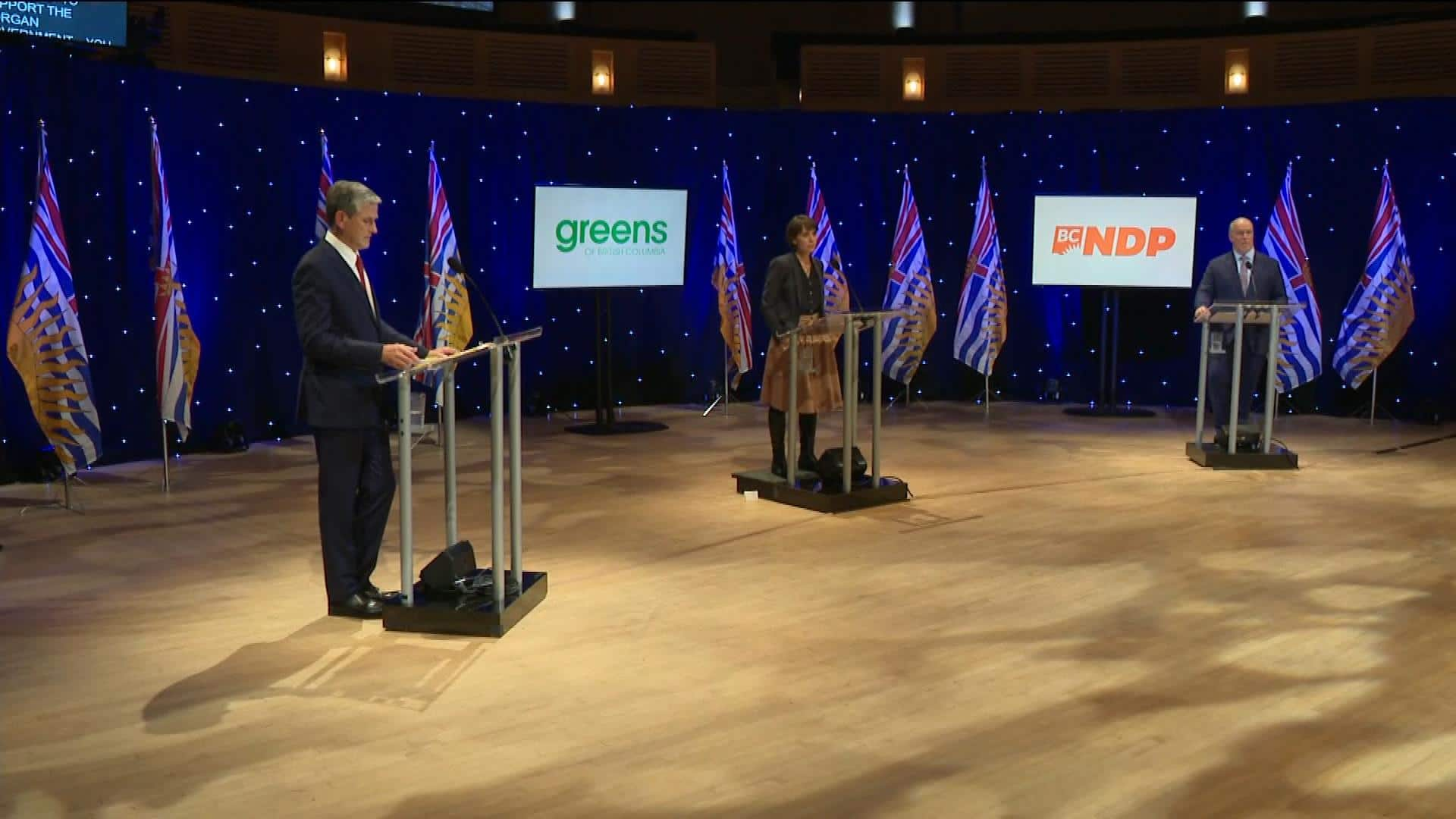 B.C. Liberals still Trying game-changing boost Following election Disagreement with no knockout blows thumbnail