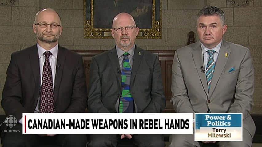 Should Canada reconsider Saudi arms exports?