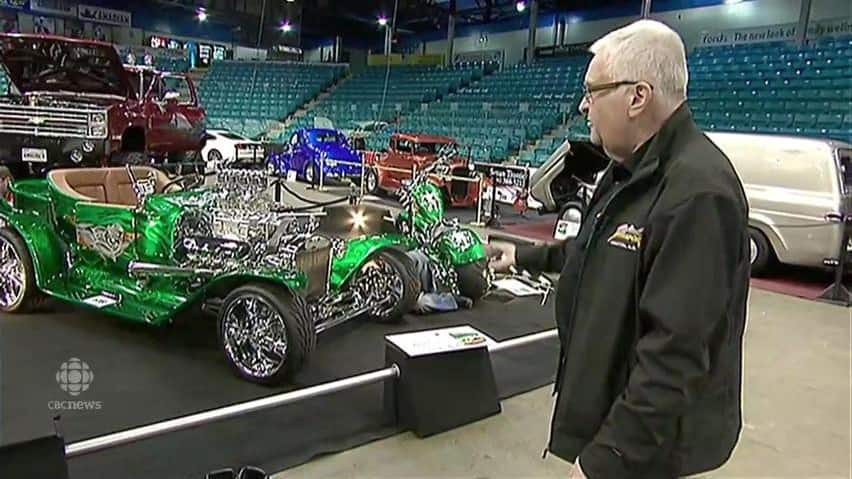 Moncton Car Show Draws Crowds With The Fast And The Furious Vehicles - Fast and furious car show