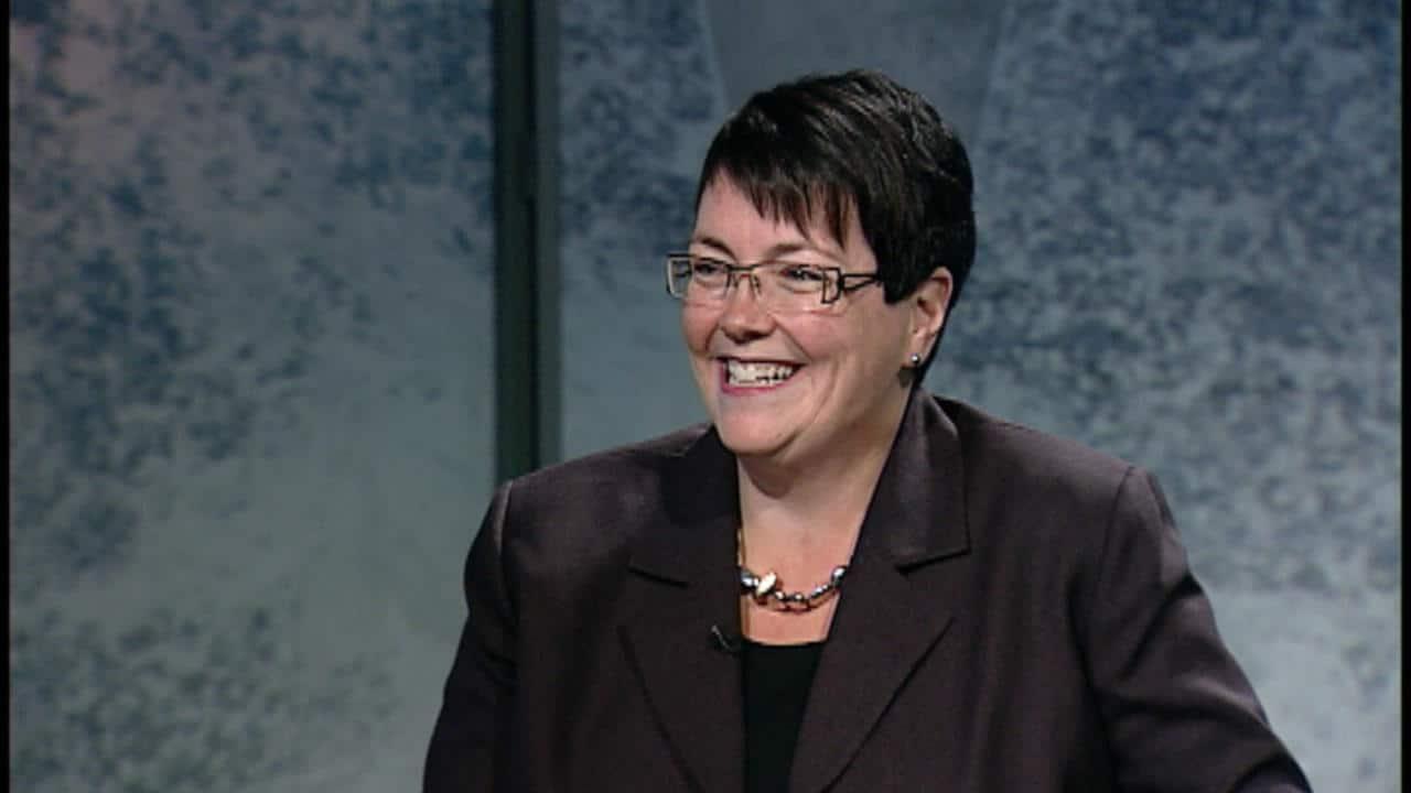 Cathy Bennett Quit your seat Cathy Bennett tells Kathy Dunderdale