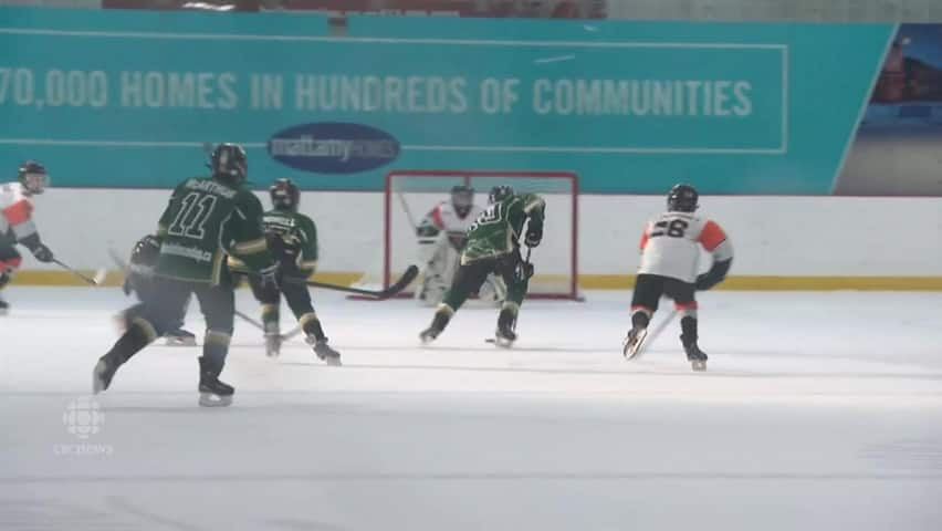 Hockey Tournament Looks To Recruit More Players Cbc Player