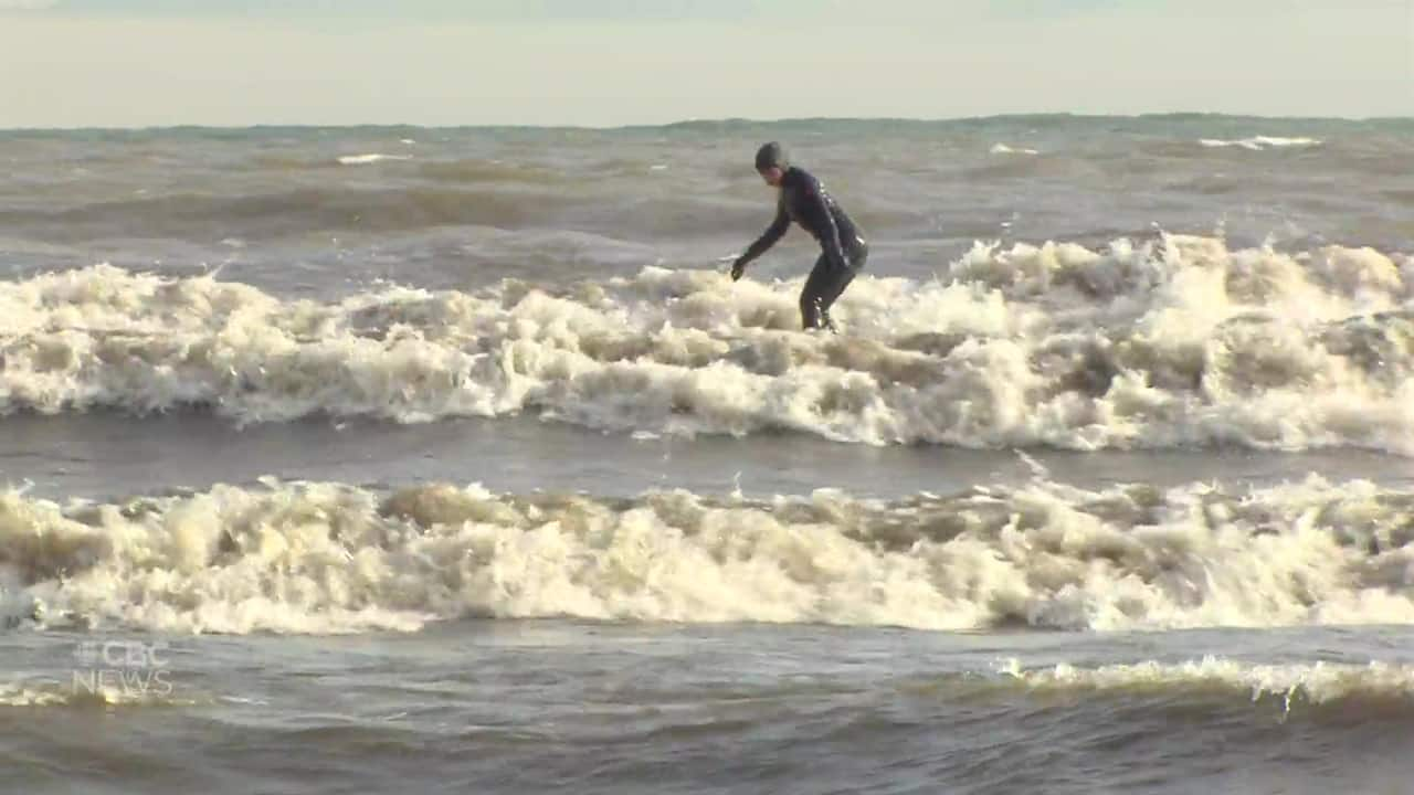Riding out the pandemic on Lake Ontario