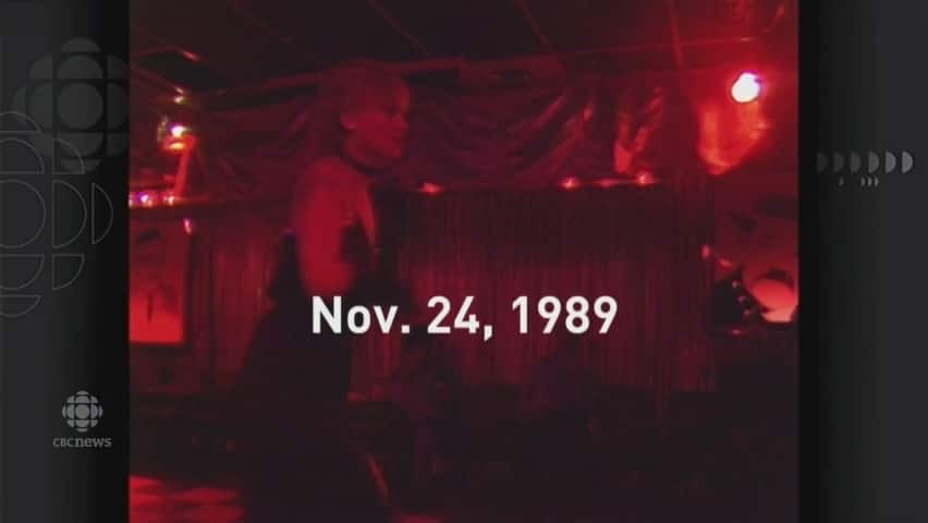 Nov. 24, 1989: Alberta government gets into the strip club business ...