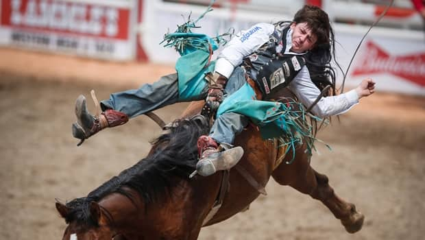 Calgary Stampede Rodeo Day 3 Cbc Player