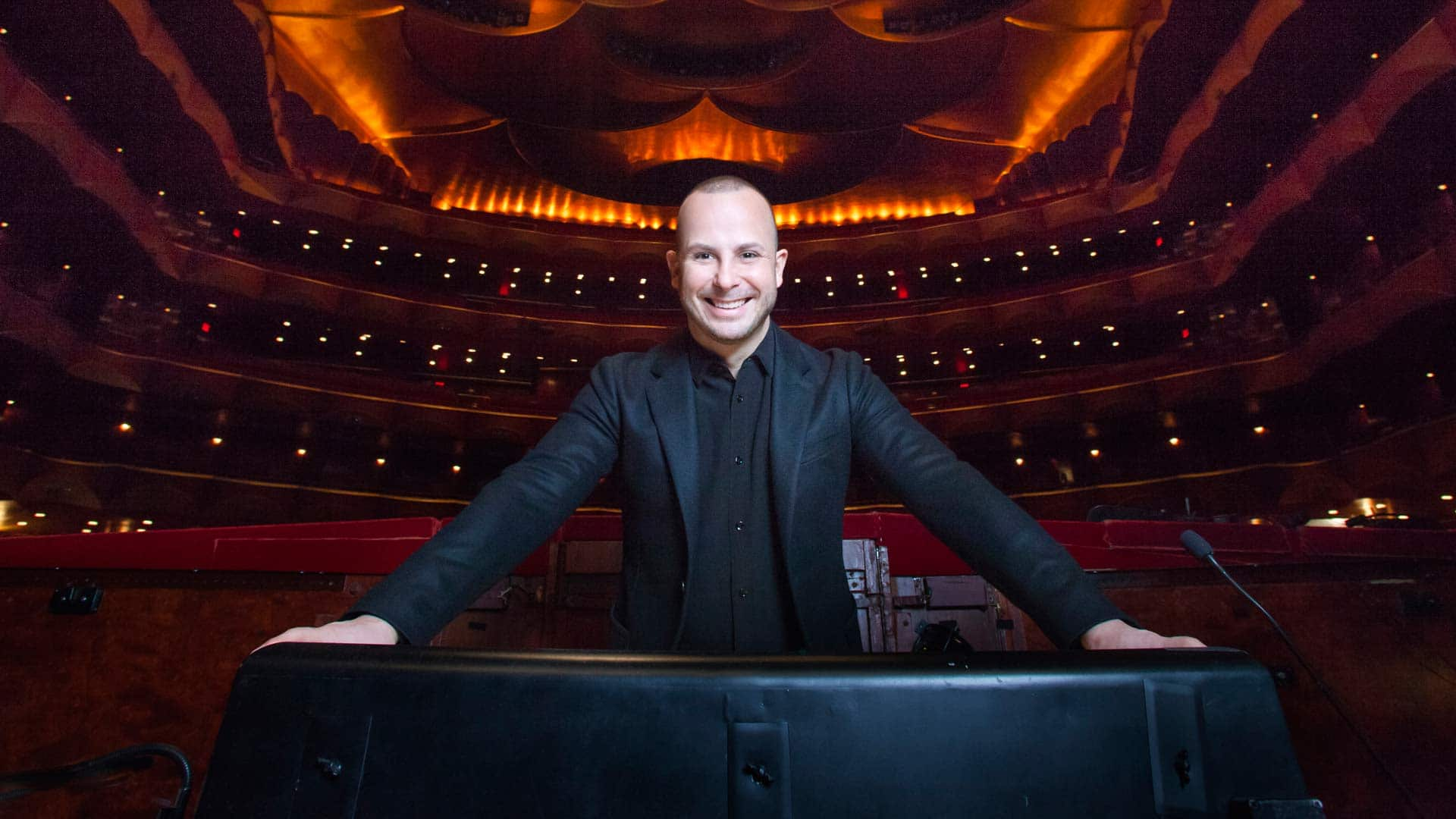 How a Canadian maestro is trying to make opera 'cooler'