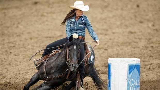 Cbc Player Calgary Stampede Rangeland Derby And Stampede