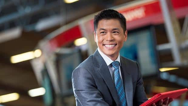 CBC News Vancouver at 6 - Andrew Chang, CBC Vancouver News at 6 PM