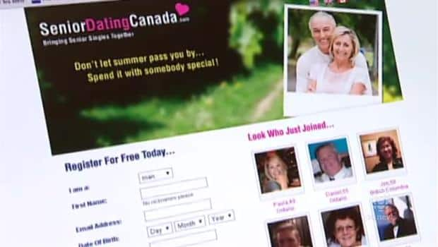 senior dating sites Winnipeg