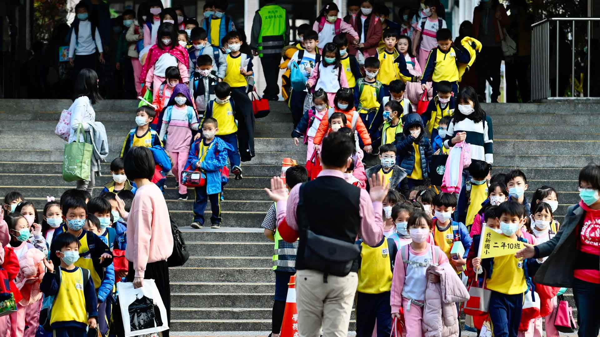Inside Taiwan during COVID-19: How the country kept schools and businesses  open throughout pandemic | CBC News