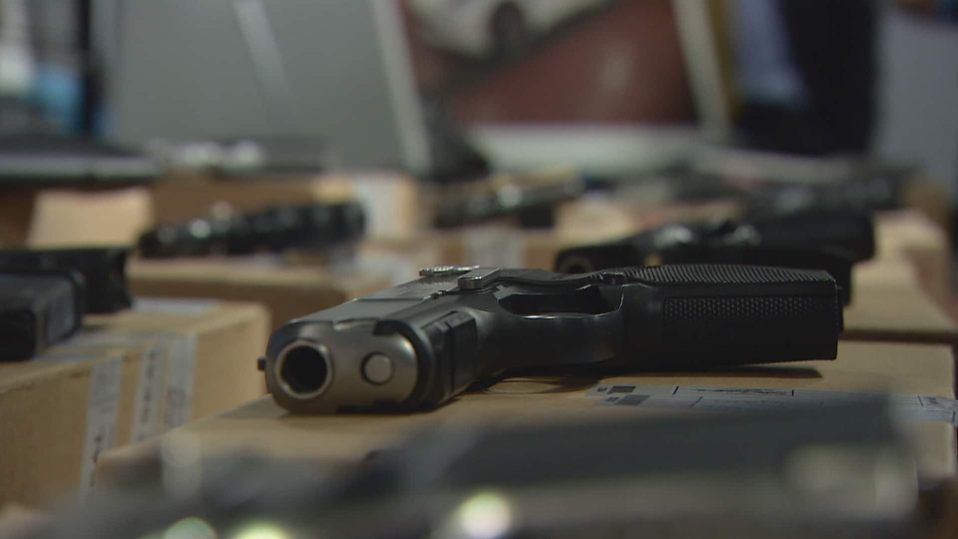 Is it time to ban handguns?