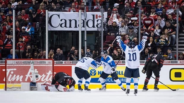 Game Wrap Finland Flatlines Canada S World Junior Dreams