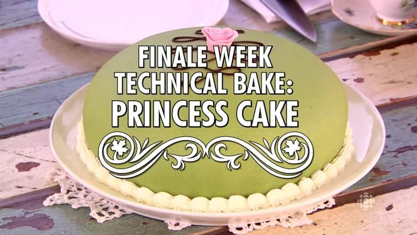 Technical Bake Deep Dive: Princess Cake