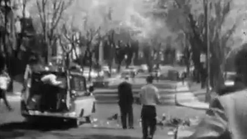 Bloody Christmas 1963.Cbc Archives