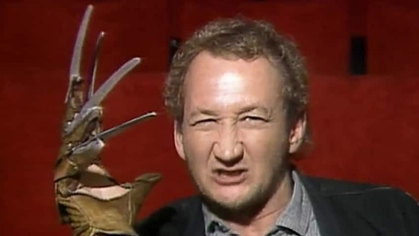 0bfa938c3 Robert Englund on getting 'ready to be Freddy' Krueger | CBC Archives