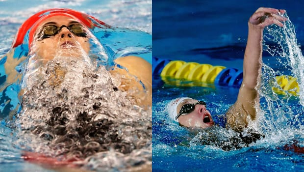 fb93cfe921 Kylie Masse speeds to 100-metre backstroke title at national trials