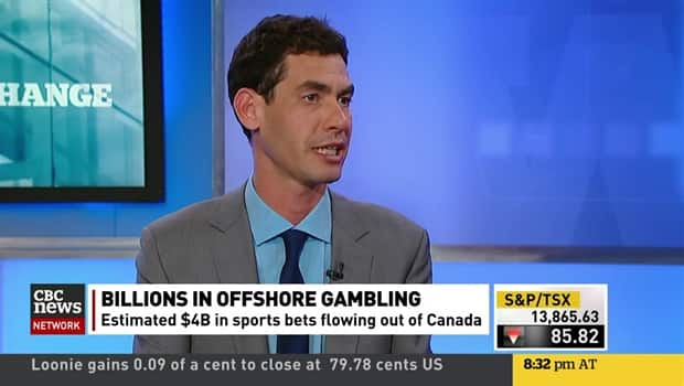 Online sports gambling thrives in Canada's legal 'grey zone'