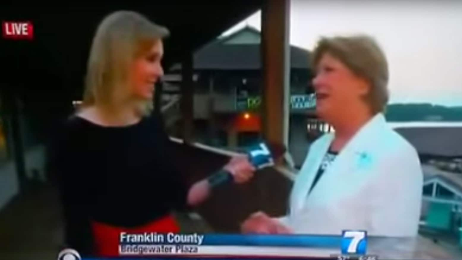 WARNING GRAPHIC CONTENT: 2 journalists shot, killed during live TV  interview in Virginia