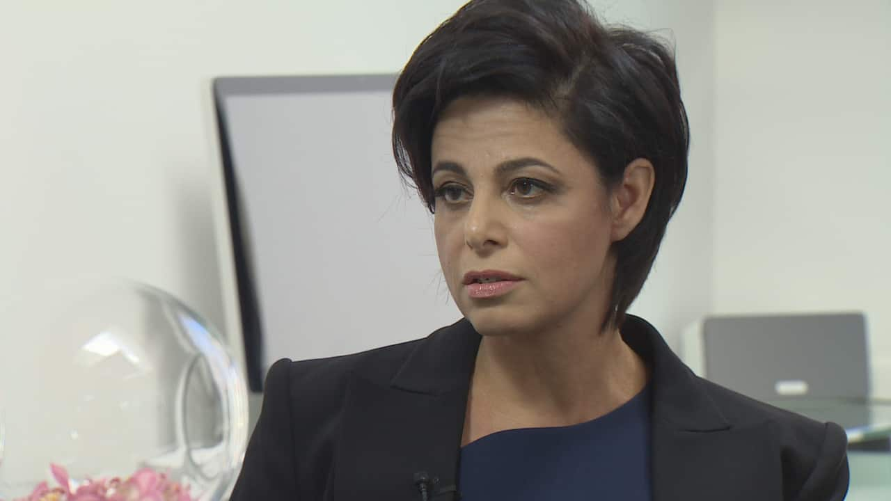 marie henein jian ghomeshi s lawyer denies she has betrayed poster of video clip