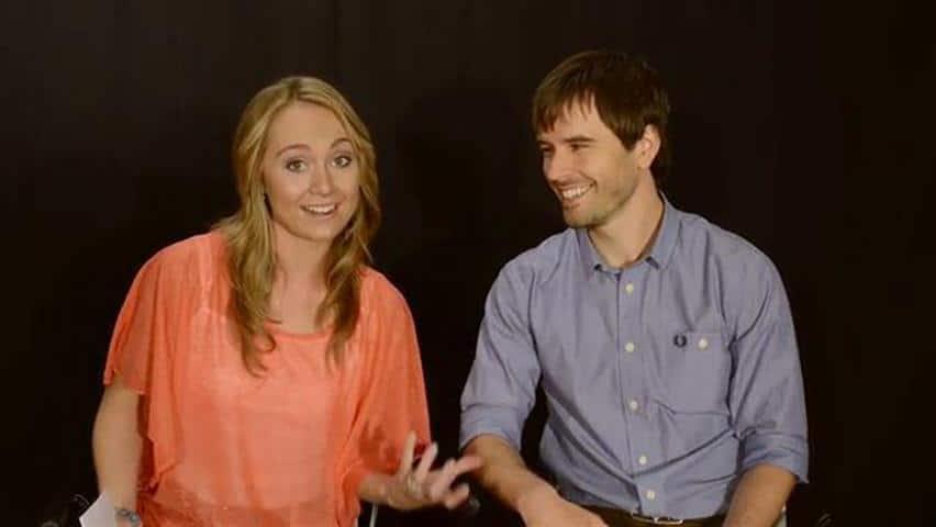Amber Marshall and Graham Wardle Q&A - CBC Player