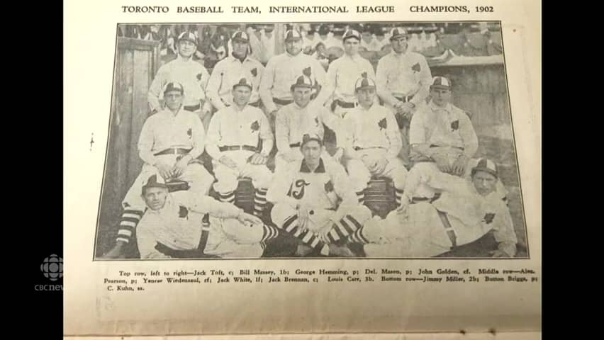 Babe Ruth: Made in Canada? - CBC Sports