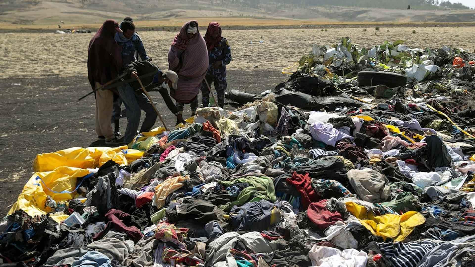 Pilot reported flight-control problems before Ethiopian Airlines crash