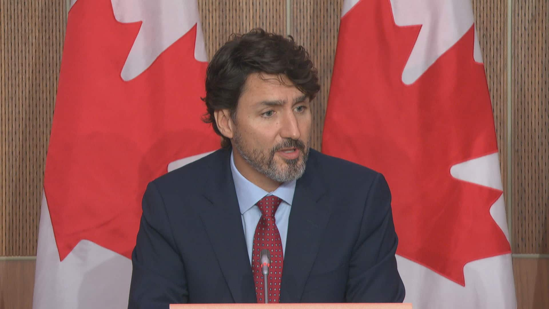 Trudeau calls for common front against COVID-19 after Trump tests positive for virus