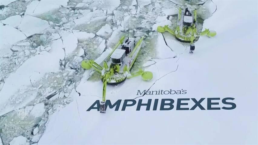 0cedf961d5 Manitoba Amphibex program 'had to write the book' on odd art of ice-breaking