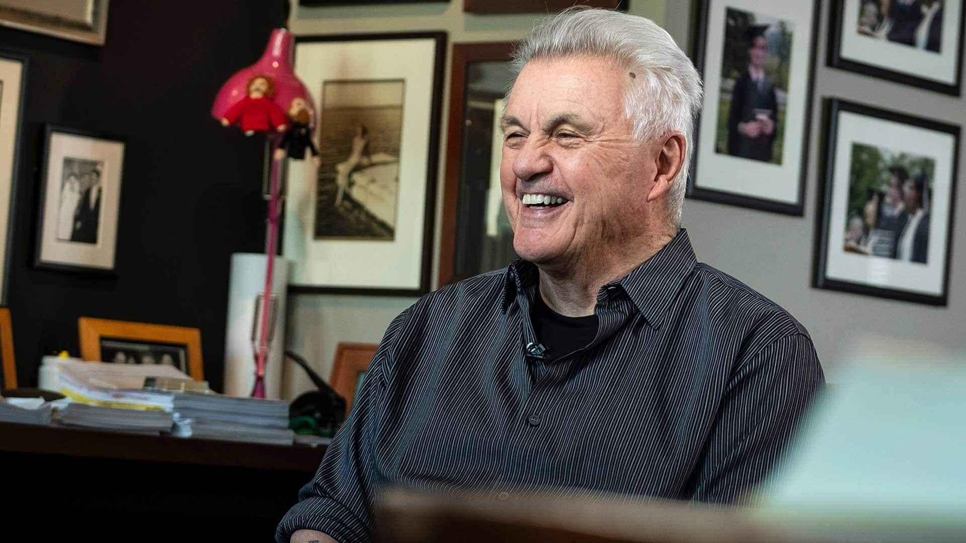 John Irving on why he became a Canadian