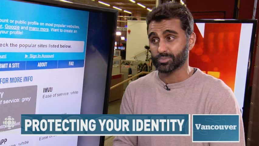 How to protect your online identity