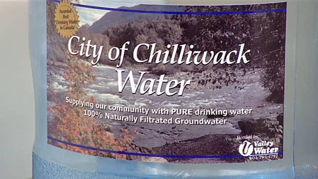 Water chlorination dispute in B C