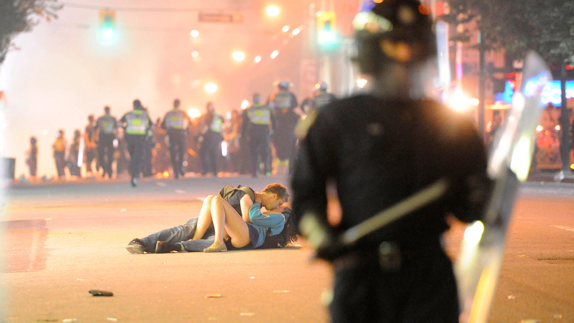Vancouver's Stanley Cup riots, 10 years later