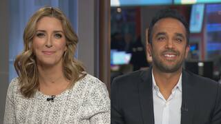 Author Neil Pasricha discusses smartphone addiction in a new Power & Politics series called The Big Fix. (CBC)