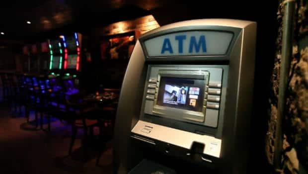 Money-laundering ATMs