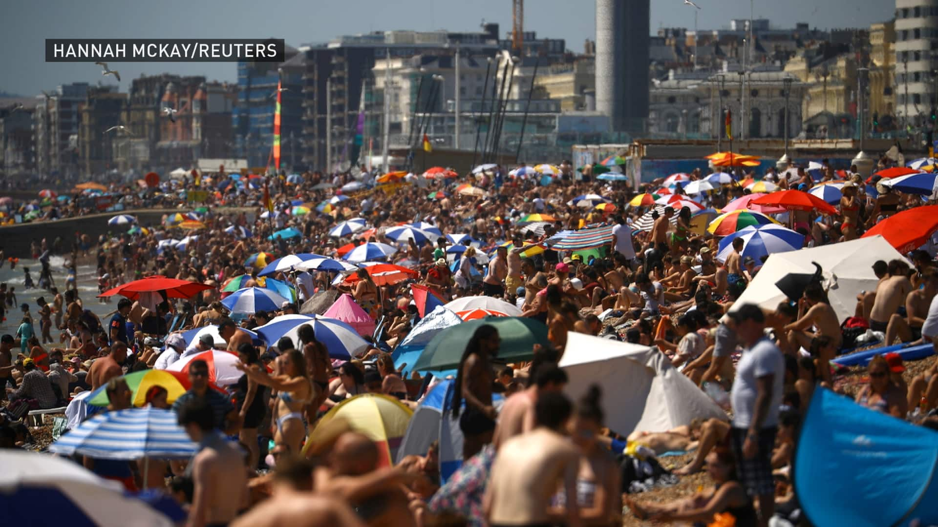Mass Gatherings In England Stoke Concerns Over Distancing Rules Cbc News