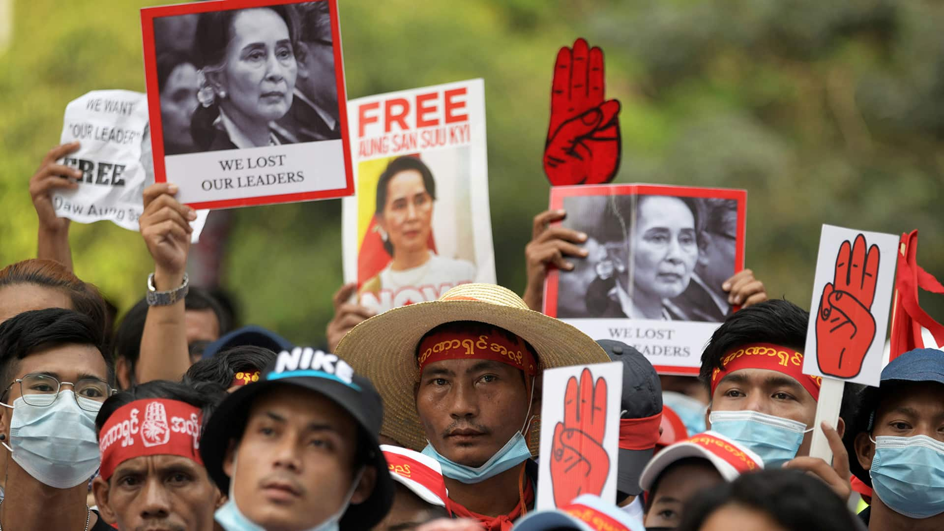 , [:en]18 reportedly killed in Myanmar anti-coup protests; Canadian Embassy condemns crackdown[:], Laban Juan