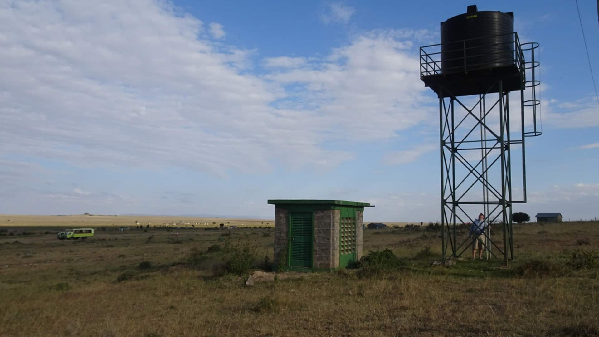 Multiple WE Charity donors raised money for same borehole well in Kenyan village