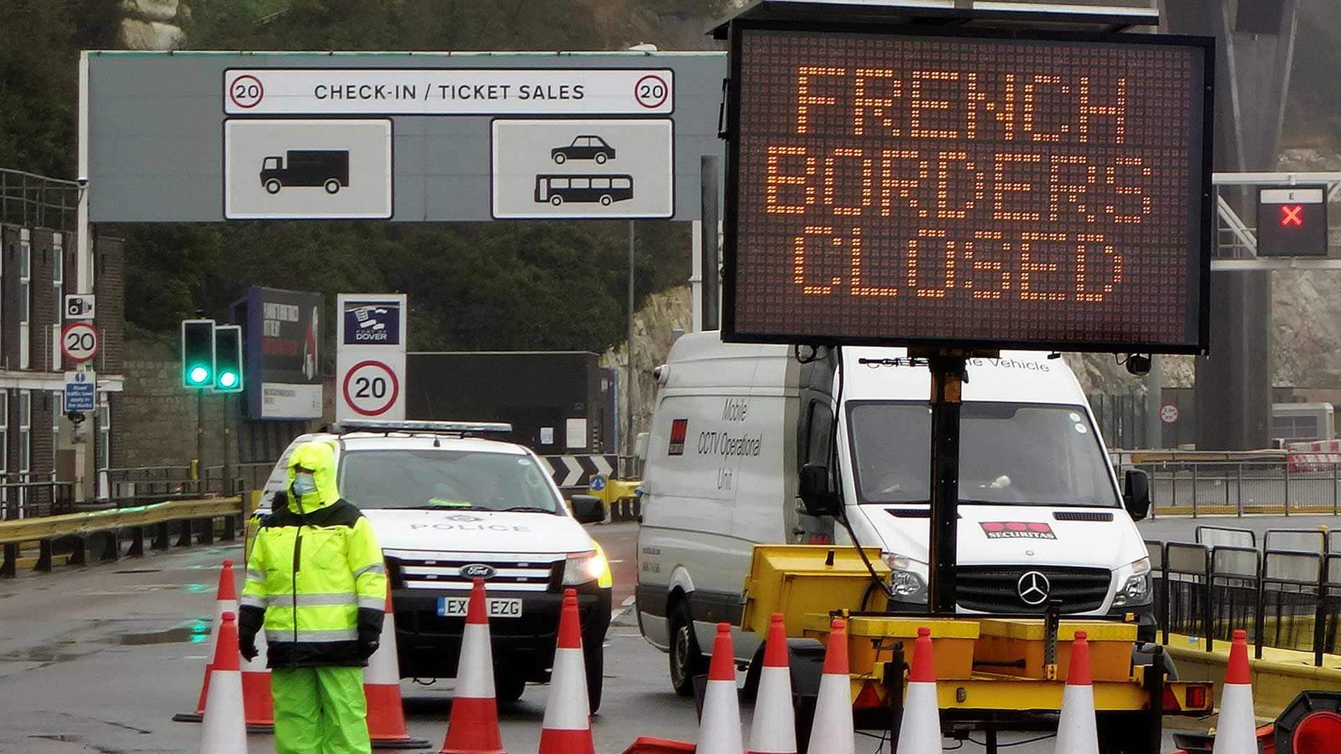 U.K. hit with more travel restrictions over new coronavirus strain | CBC  News