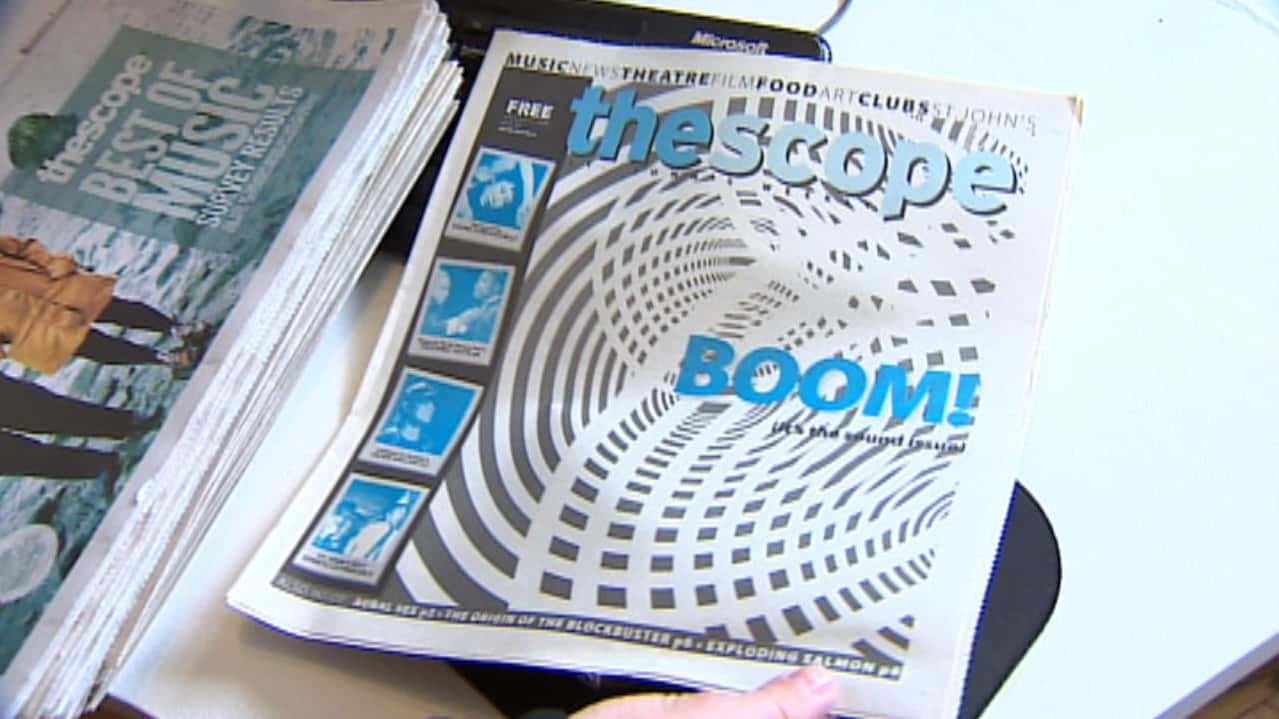 The Scope newspaper folding after 7 years   CBC News