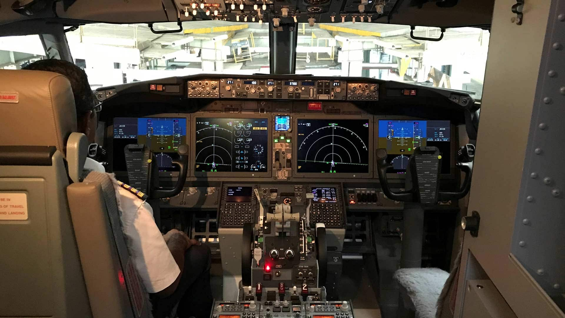 Boeing 737 Max 8 manual mentions MCAS only once
