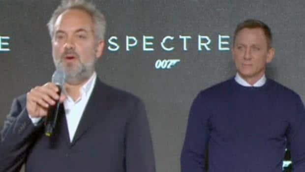 Bond film cast unveiled at Pinewood Studios