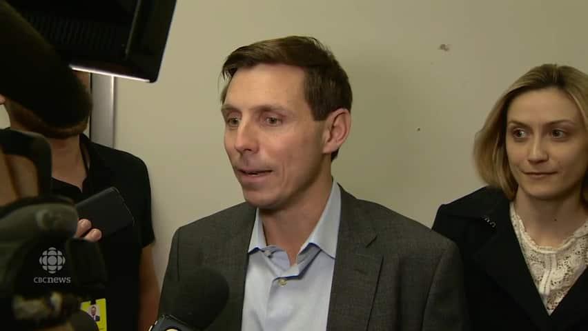 Patrick Brown registers to run in PC leadership race