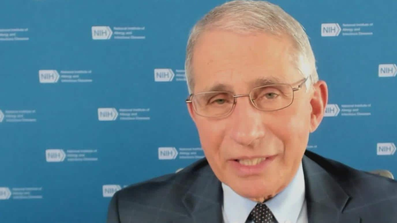 Fauci says Canada 'getting into trouble' as COVID-19 cases surge worldwide thumbnail