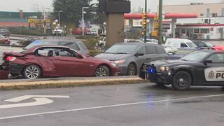Two carjackings in Metro Vancouver
