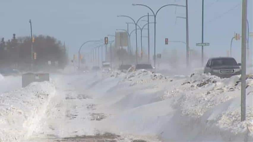 Who got the most snow? - Saskatchewan - CBC News