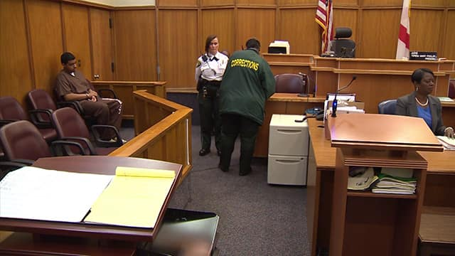 Cameras in courtrooms