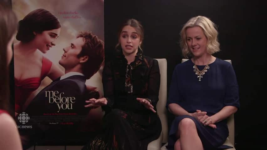 Female-led Me Before You was 'so cool': Emilia Clarke and ...